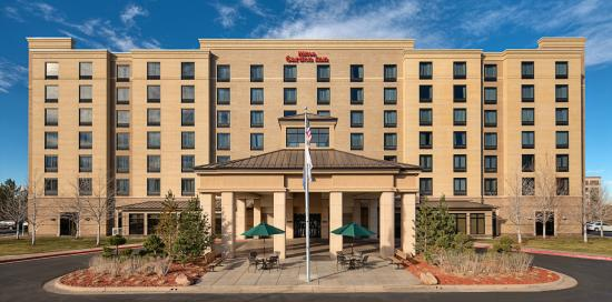‪هيلتون جاردن إن دنفر تك سنتر: Hilton Garden Inn Denver Tech Center Exterior‬