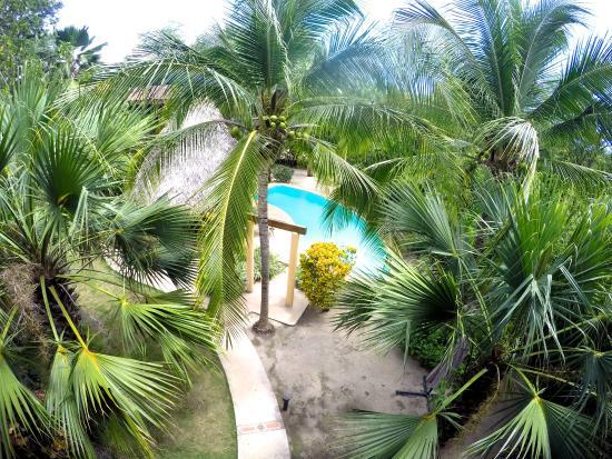 Hotel Cantarana: Garnes view