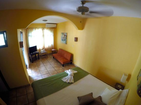 Hotel Cantarana: Double room
