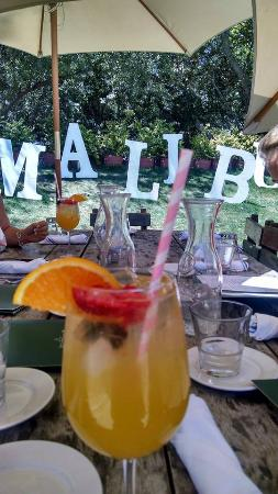 Beautiful Place Picture Of Malibu Cafe At Calamigos Ranch Malibu TripAd