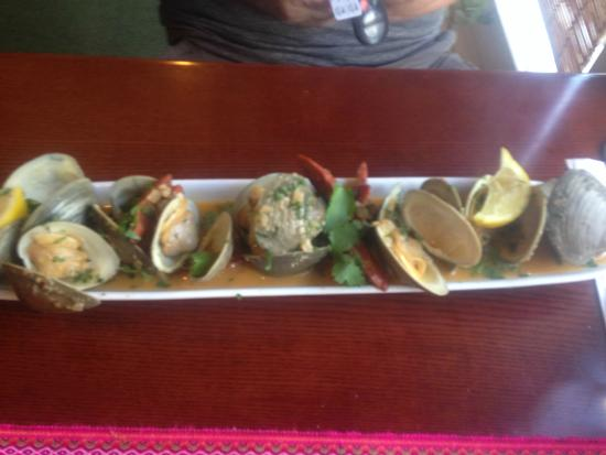 Mikuna Kitchen: Clam Special with Chorizo