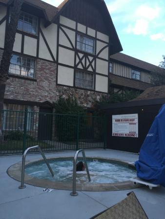 anaheim majestic garden hotel jacuzzi - Majestic Garden Hotel Anaheim