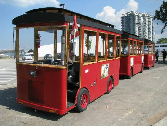 ‪Hamilton Waterfront Trolley‬