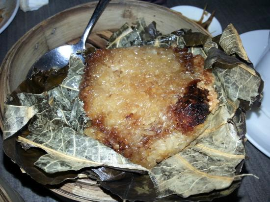Crystal Jade Dining In: sticky rice