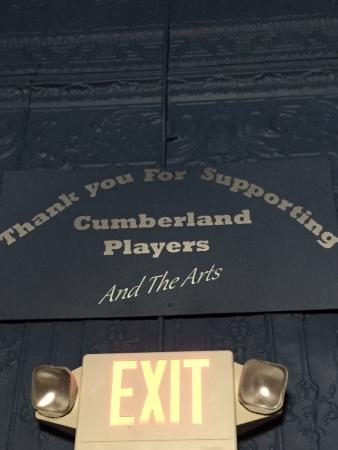 Cumberland Players