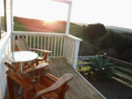 Mangawhai Retreat Apartments: Views from Villa