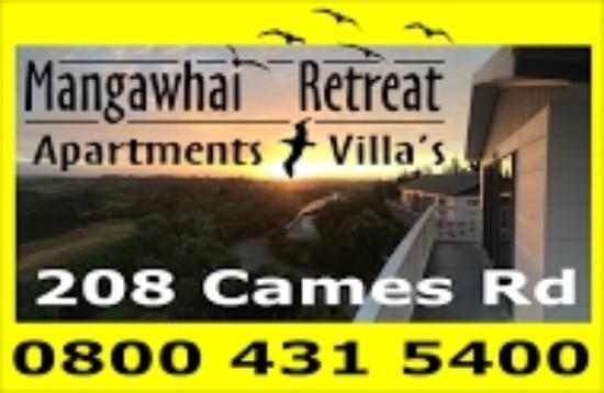 Mangawhai Retreat Apartments: Logo