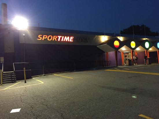 Elmsford, État de New York : Sportime USA
