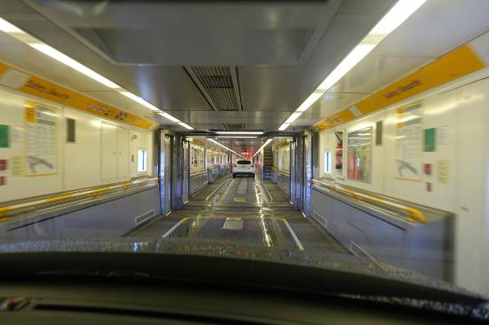 Eurotunnel Le Shuttle - Picture of Eurotunnel Le Shuttle ...