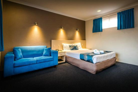 Park Beach Resort Motel Queen Deluxe Room