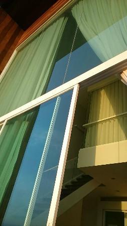 Mida De Sea Hua Hin: view from balcony