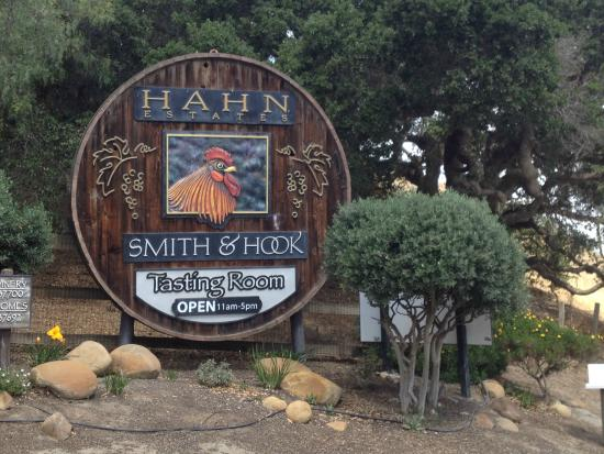 Smith & Hook Winery: Smith & Hook/Hahn Vineyard