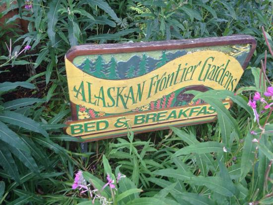 Alaskan Frontier Gardens Bed and Breakfast照片