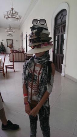 Gran Real Yucatan: лобби отеля