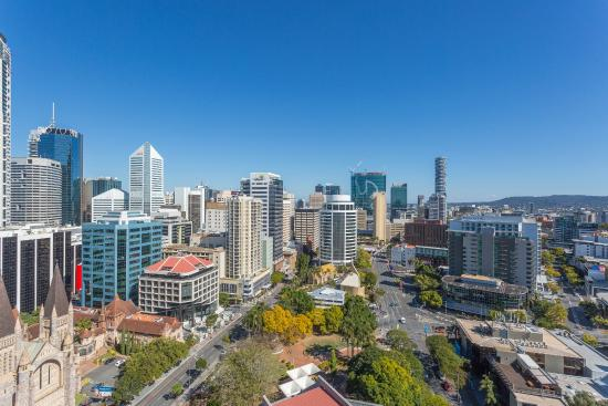 Republic Apartments: City view