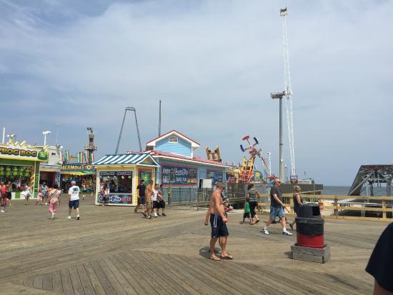 เจอร์ซีย์ ชอร์, นิวเจอร์ซีย์: Jersey Shore