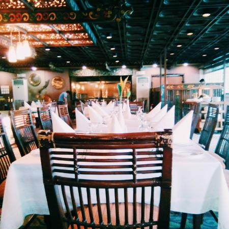 Maranao Grill at the Oasis Hotel