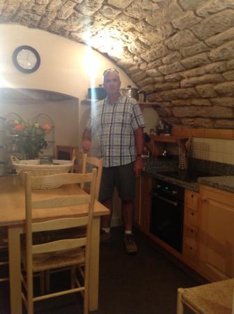 Braidwood, UK: Kitchen