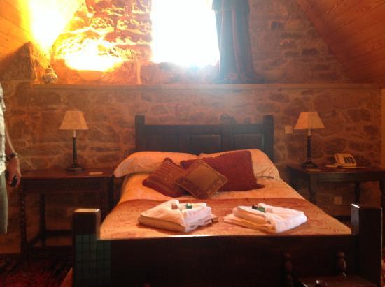 Braidwood, UK: Master bedroom