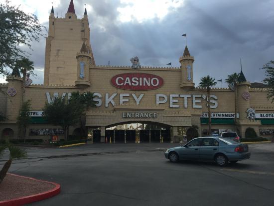 Whiskey pete's hotel & casino