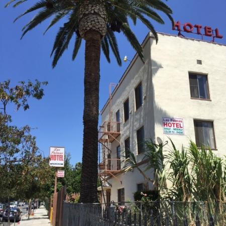 Glitterati Tours A Filming Location In Hollywood That Was Used For The Hit Film