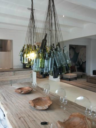 Maison Estate: Wine Tasting Room