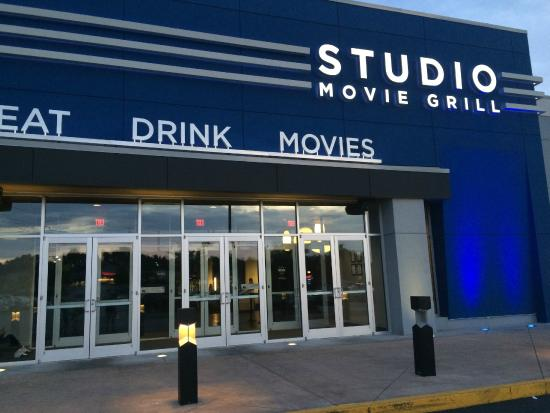 exterior of the theater picture of studio movie grill