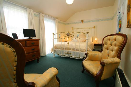 The Lodge on Elizabeth : Hotel Room