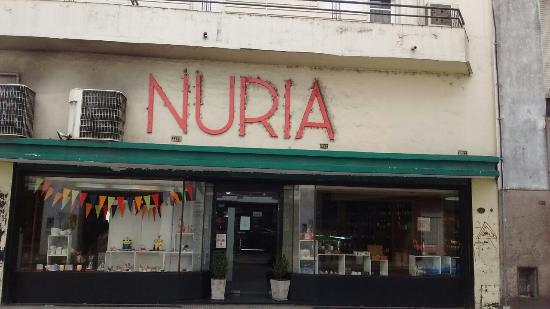 Nuria Confiterías