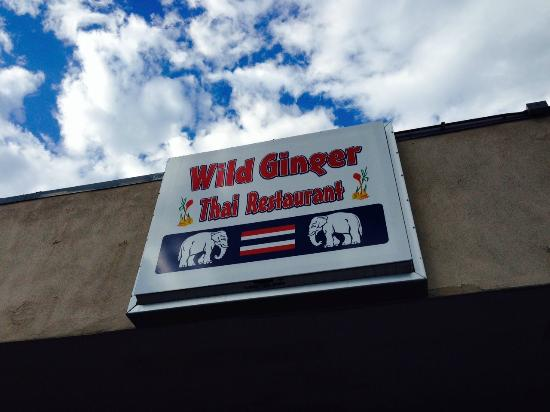 Wild Ginger Thai Restaurant