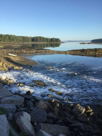 Deer Isle, ME: Early morning to Sunset