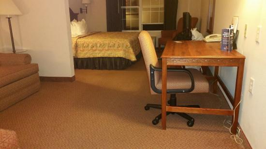 Charming Americas Best Value Inn And Suites Marion: Dirty Carpet. What Good Is  Having A