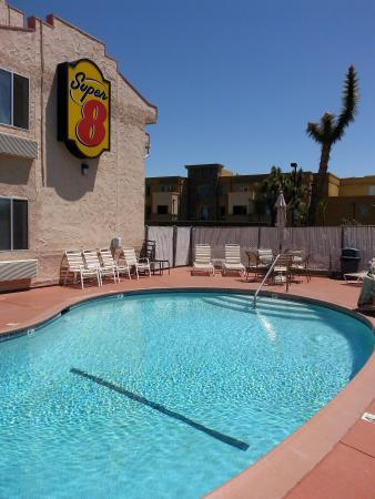 Super 8 Yucca Val/Joshua Tree Nat Pk Area: The Pool