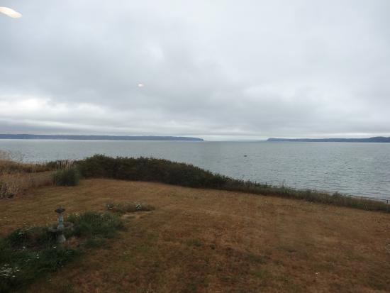 Inn at Barnum Point: view from the deck