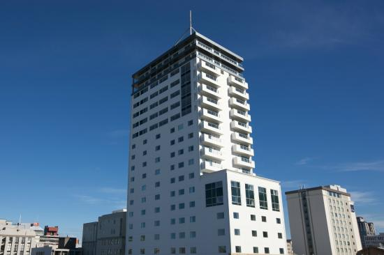 Plimmer Tower - Rendezvous Hotel Christchurch