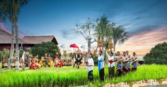 Kampoeng Bali at RIMBA Jimbaran