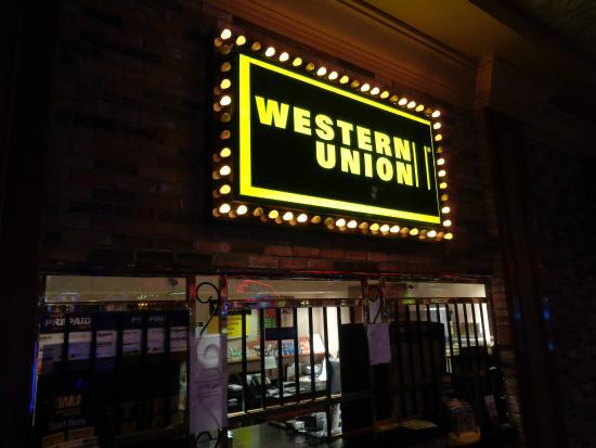 western union at monte casino