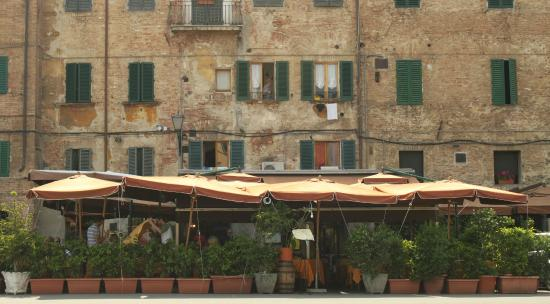 Il Paggino : Typical Tuscan archituecture