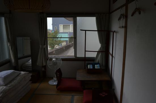 Nikko Guesthouse Sumica Interior Of The Room All Sitting Sleeping Is On