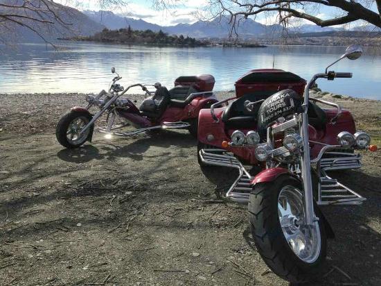 Wanaka Trike Tours - Lake Wanaka