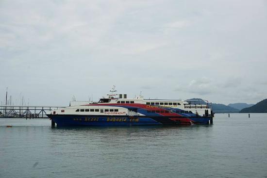 Langkawi Ferry: เรือเฟอรรี่