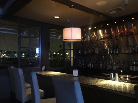 Baleen Kitchen: Inside View by night