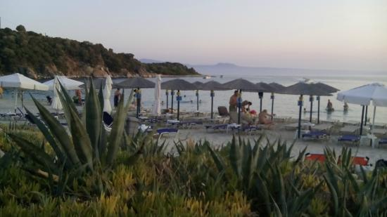Alikes beach Picture of Alikes Camping Ammouliani TripAdvisor