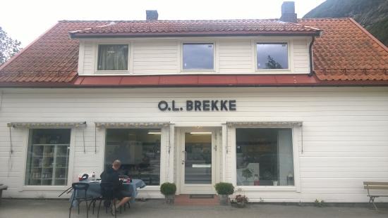 O.L. Brekke