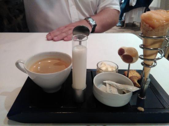 Hotel Restaurant Le Clos des Recollets: restaurant