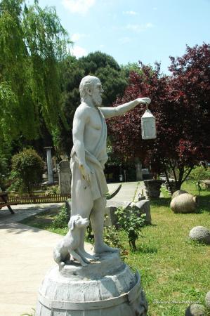 Roma dönemi mozaikleri - Sinop Arkeoloji Müzesi, Sinop ...