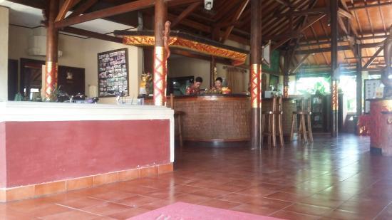 Adirama Beach Hotel: Adrirama Reception
