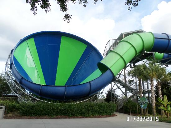 Wild Adventures Theme Park Splash Island
