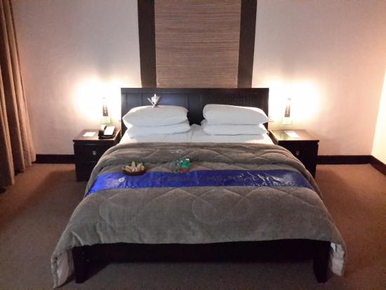 Protea Hotel Kampala: Hotel room