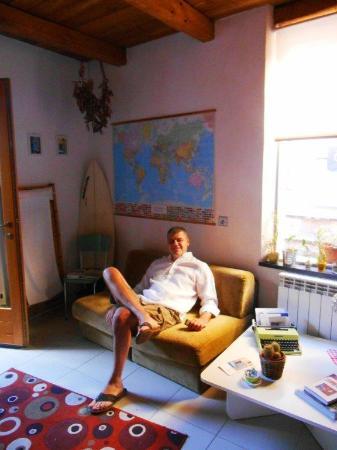 AltraVista Guest House : Lobi 5